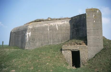Bunker Atlantikwall Karte.Frankreich